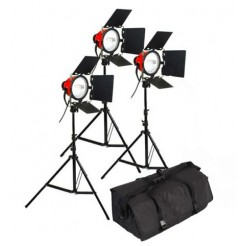 StudioKing Halogeen Licht Video Set TLR800-3
