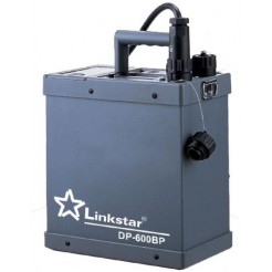 Linkstar Accubehuizing met lader DP-600BP/B