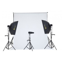 Linkstar Studioflitsset MTGK-3150U