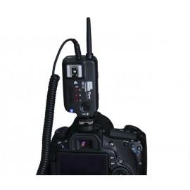 Pixel 2-in-1 Zender/Ontvanger Opas voor Nikon