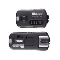 Pixel Radio Trigger Set Soldier voor Nikon